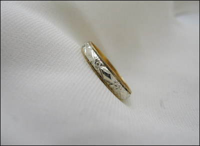 Wedding rings 9